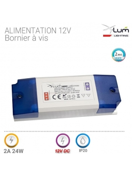 PROJECTEUR LED 10W 4500K 120° 230V EpoxBlanc