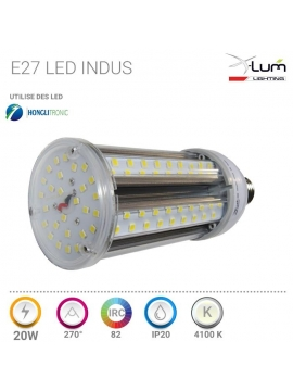 E27 LED 20W réverbère X-Lum-Lighting