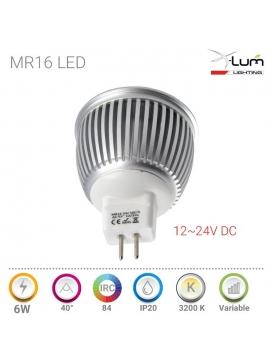 MR16 nichia 6W Distributeur