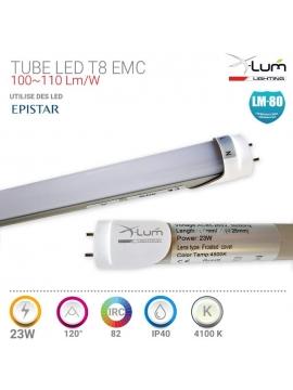 Tube LED T8 23W CRI80 Pro