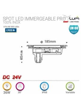 IMM185036DL6FDL-Immerg36W-Size