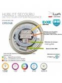 Hublot secouru LED détecteur Distributeur