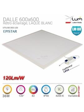 Fournisseur panneau LED 40W 36W pro X-Lum-Lighting