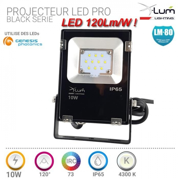 fournisseur projecteur led professionnel 10W 30W