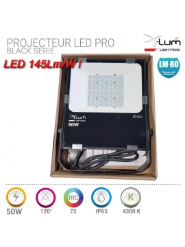 Distributeur de projecteur LED professionnel 50W 100W