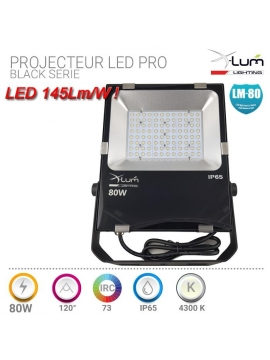 Projecteur Pro X-Lum-Lighting 80W