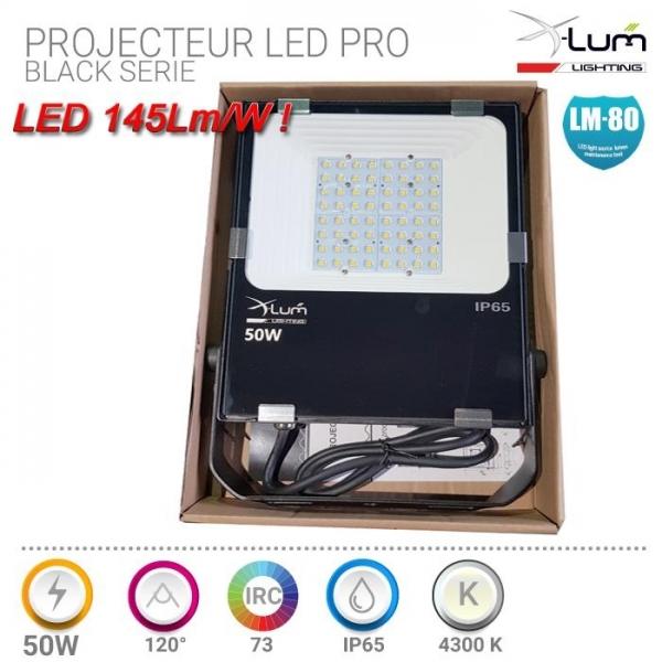 Projecteur 12v 24V basse tension Pro