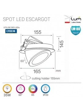 ALIMENTATION CLG-150-12 MEANWELL IP67 LED
