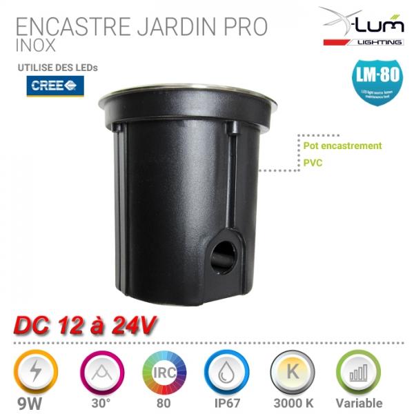 PAR 30 LED E27 35W A LED OSRAM 4000K 45°