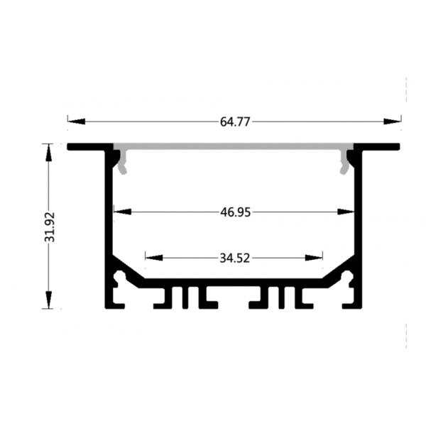 Reglette Led 7w2 Infrarouge 50cm 12v Chaud Led Eco First
