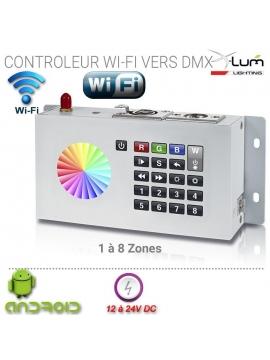 Wifi DMX 512 interface Pro X-Lum-Lighting