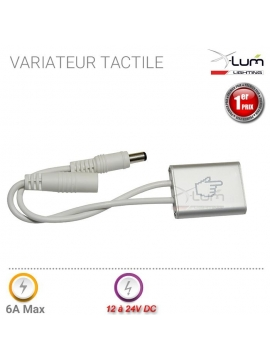 mini variateur tactile led 12V 24v
