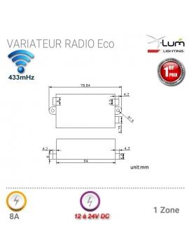 Variateur LED économique